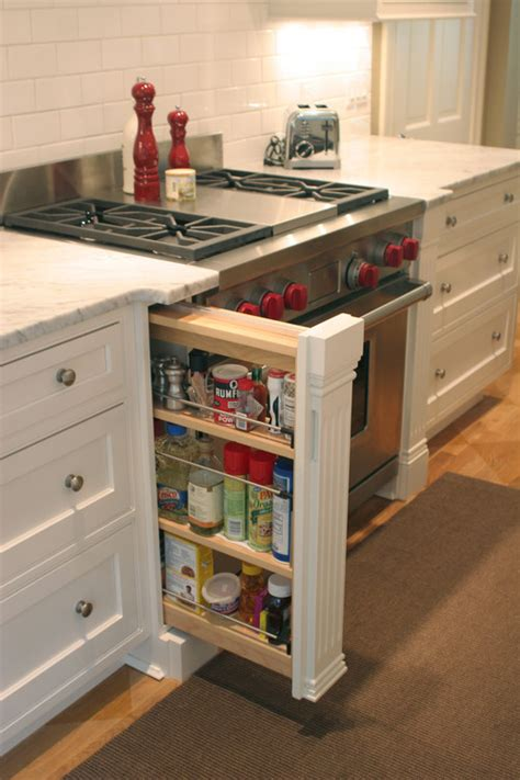 Slide Out Spice Racks For Kitchen Cabinets slide out spice rack diy project ww