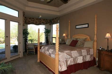 Master Bedrooms Master Bedroom Rio Verde Western Lifestyle Pinterest