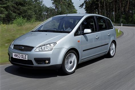 ford cmax review ford focus c max estate review 2003 2010 parkers