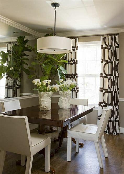 gardinen erker losungen gardinen esszimmer