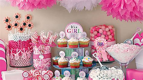 Mexican Home Decor Stores boy baby shower treats table idea party city