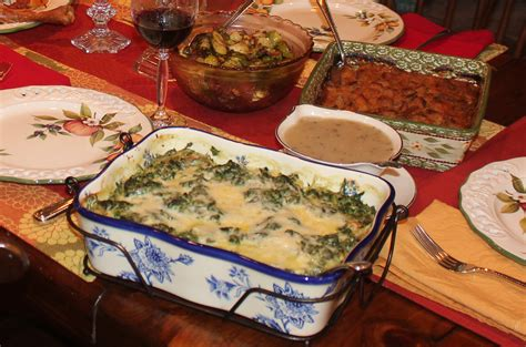 ina garten spinach spinach gratin and green beans almondine sensitiveeconomist