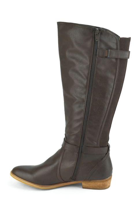 wide width womens boots nib 120 baretraps s boots wide width