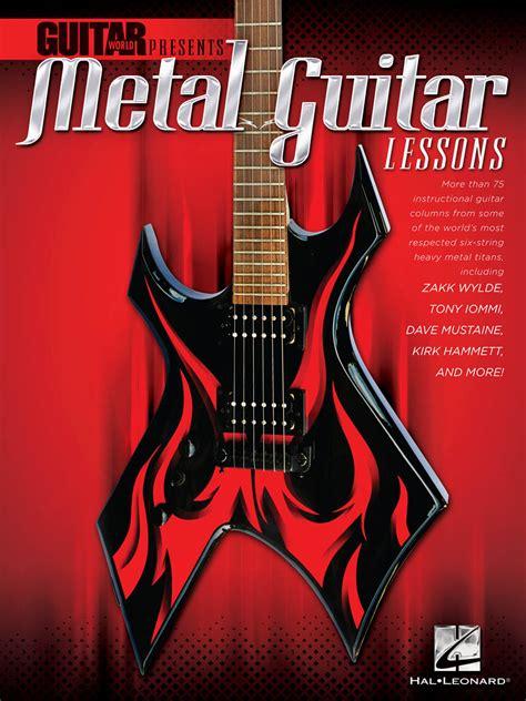 tutorial guitar metal 2016 chitarra lo