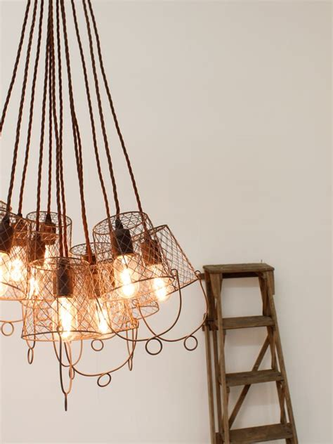 eye catching industrial style lighting fixtures pinterest