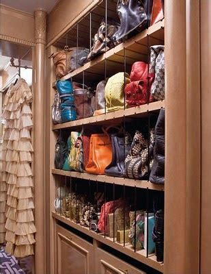Live Dressing Room by Handbag Storage Demystified Live Simply By