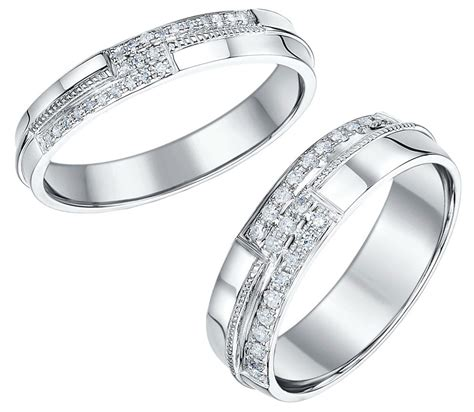 the growing demand for his and hers engagement and wedding