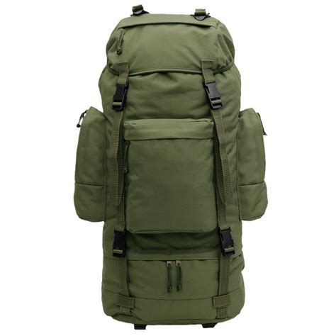 Lomberg Olive Rucksack 1 mil tec rucksack ranger 75l olive backpacks rucksacks 1st