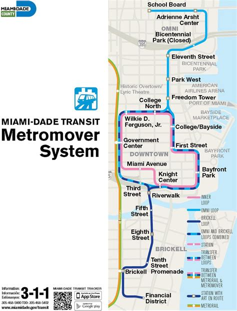 Of Miami Search Miami Transit Routes And Map Images