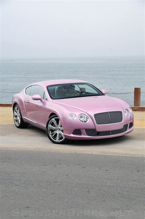bentley pink pink 2012 bentley continental gt for sale autoevolution