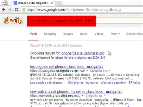 National Search How To Search All Of Craigslist Nationwide 7 Steps