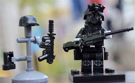 Lego Falcon Commando brick toys and all sorts sy607 swat falcon commandos