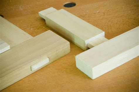 woodworking joint tools how to make mortise and tenon joints with