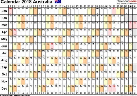 World Cup Calendar 2018 2018 Calendar On One Page Calendar Template 2016