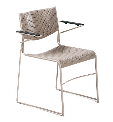 Metal Stacking Chairs by 5295 Metal Stack Chair