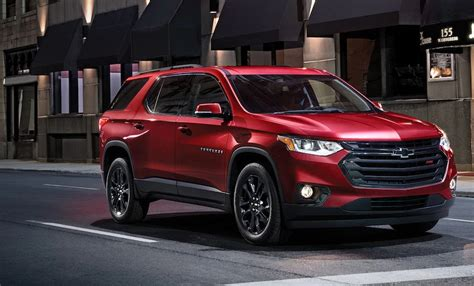 2020 Chevy Traverse by 2020 Chevy Traverse Changes Features And Interior