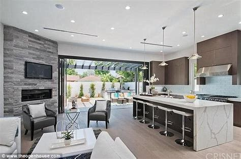 Modern Ceilings modern family star ariel winter splashes out 1 5m on new
