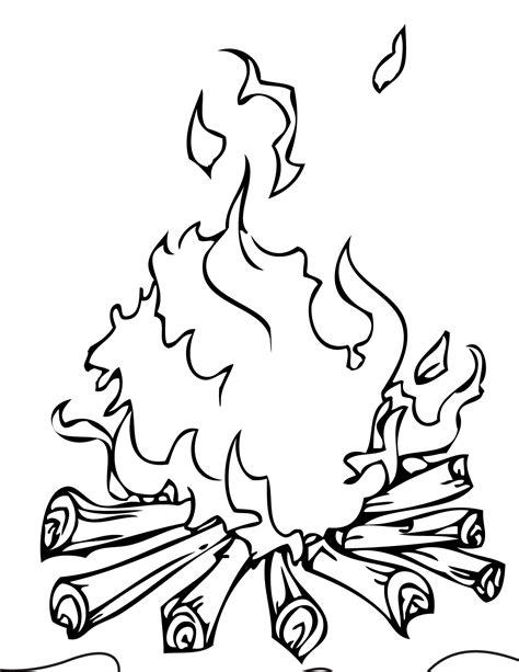 Malvorlagen Fur Kinder Ausmalbilder Feuer Kostenlos Page 6 Of 8 Konabeun A Picture To Color