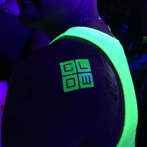 glow in the dark removable tattoos 20 best glow in the dark temporary tattoos designs and