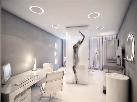 Amazing Home Interior Designs by Amazing Surgery Clinic Interiors By Geometrix Design