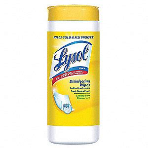 lysol disinfecting  sanitizing wipes disinfecting cleaning wipes primary chemical