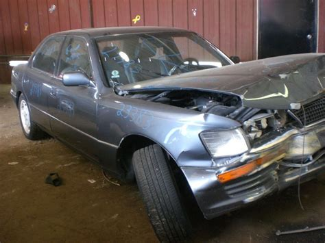 lexus ls400 suspension 1992 lexus ls400 suspension steering independent rear