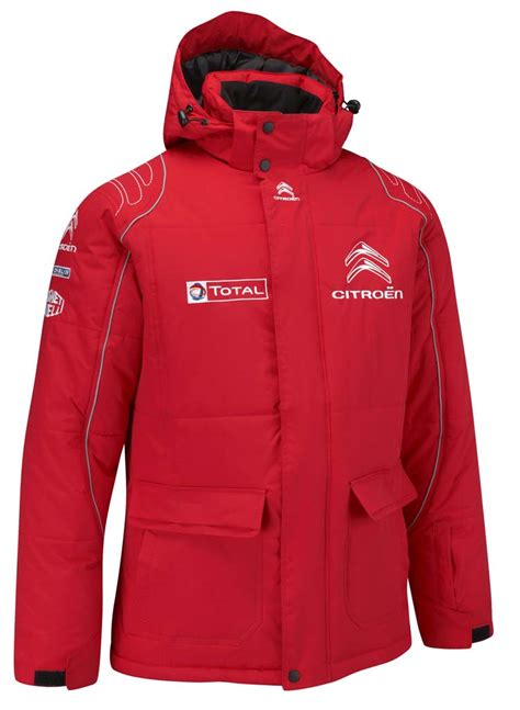 Sale Jacket 3 In 1 World Chion sale ds3 wrc citroen racing world rally team heavyweight jacket coat white