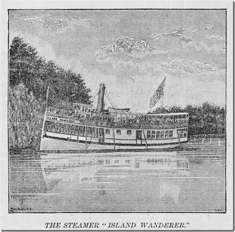 meanderings among a thousand islands or an account of capt visger s daily trip on the river st classic reprint books island wanderer name for the ages gt thousand islands