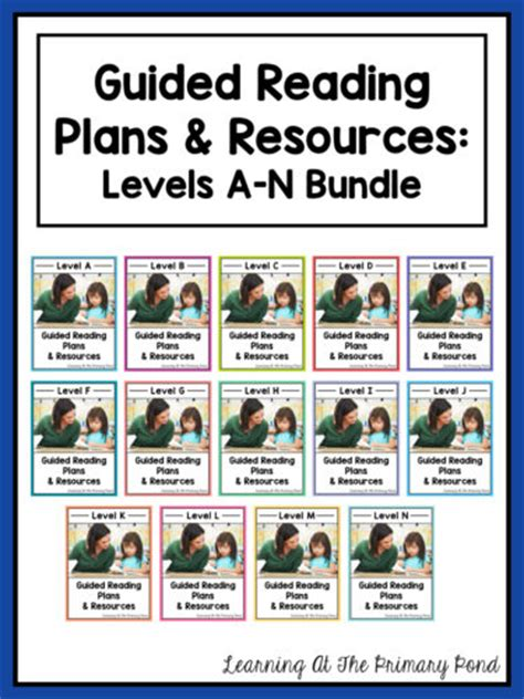 ready to go guided reading determine importance grades 3 4 books 10 post reading activities for k 2 guided reading lessons