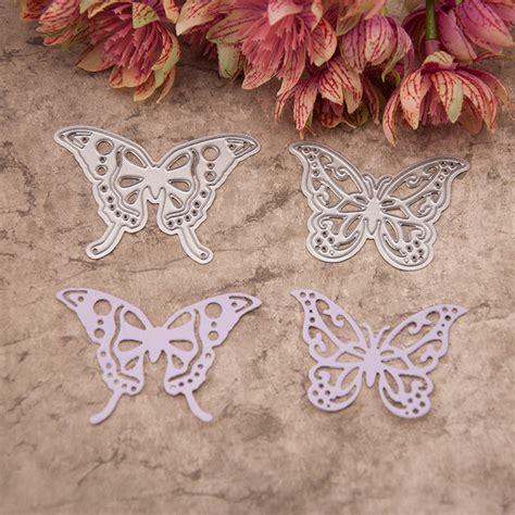 Cutting Dies by Butterfly Die Cuts Metal Die Cutting Dies In Scrapbooking