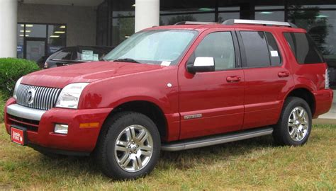 car engine manuals 2007 mercury mariner interior lighting mercury mountaineer information and photos momentcar