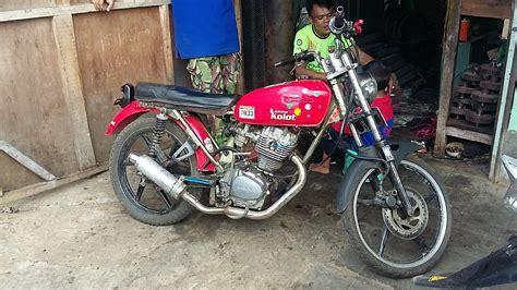 Honda Cbr 150 Merah Surabaya jual honda cb 250 mobil w