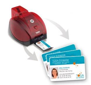 Badgy Card Templates by New Badgy Id Card Printer Offers An All In One Solution At