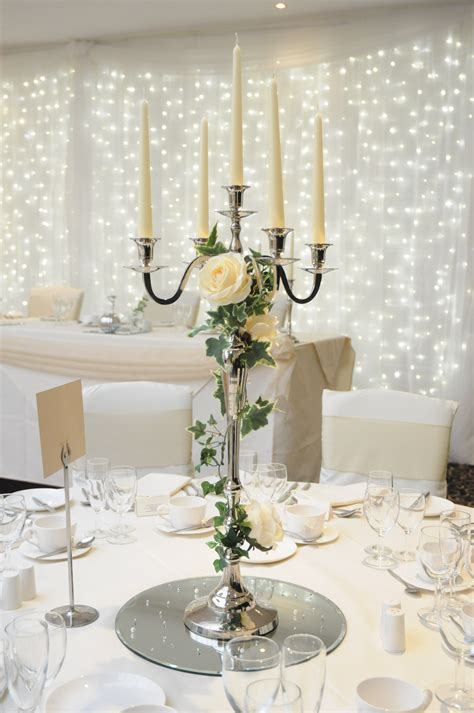wedding centre table decorations candelabra centerpieces candelabras wedding