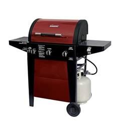 shop home garden grills brinkmann 3 burner gas grill