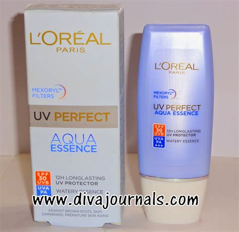 Loreal Aqua Sunscreen loreal uv aqua essence spf 30 sunscreen