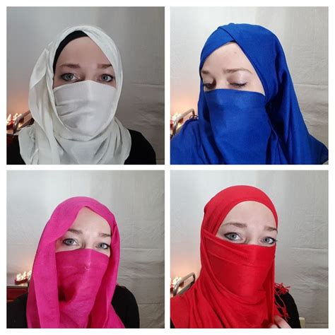 niqab tutorial without pins 183 best images about hijab niqab tutorial on pinterest