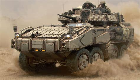 future military vehicles near future apc frank capezzuto iii on artstation at