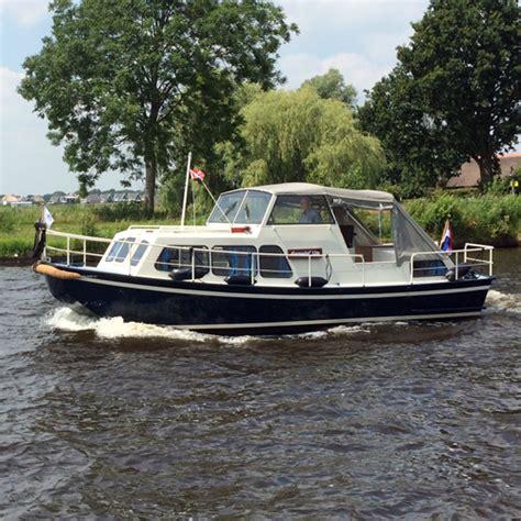 doerak 780 ak motorboot huren in overijssel - Doerak Boot
