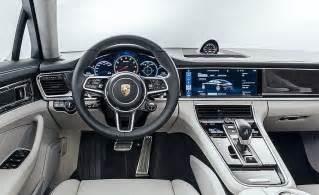 Porsche Panamera Interior 2018 Porsche Panamera Sport Turismo St Price Specs Review