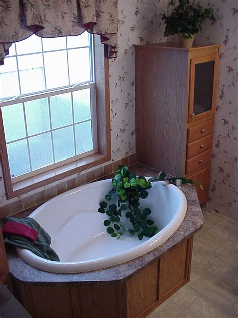 Garden Tubs With Shower Corner Tub With Shower Corner Garden Tub Decor Ideas