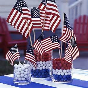 Vintage Fourth Of July Decorations Katie Brown Simple Patriotic Centerpieces