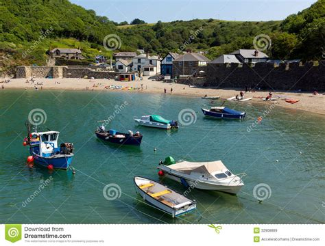 used boats cornwall boats polkerris harbour cornwall england near st austell