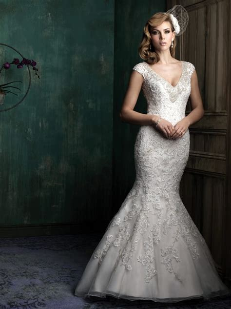New & Unworn Allure Couture C342 Gown   Sell My Wedding