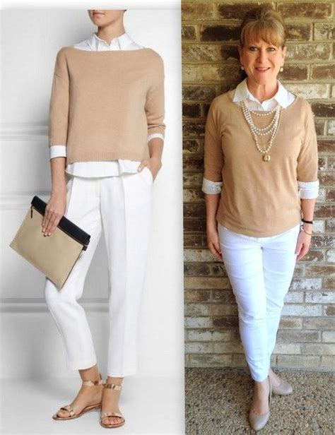 over 55 clothes what is a casual style of dress for women over 55 years of