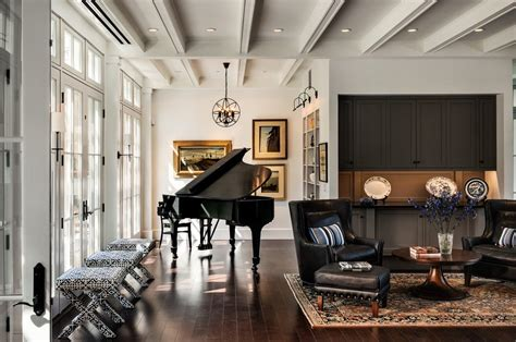 piano in living room living room with grand piano living room style with