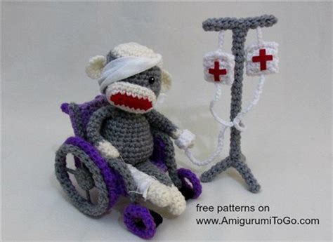 bunny sock wheelchair 1000 images about amigurumi patterns and ideas on