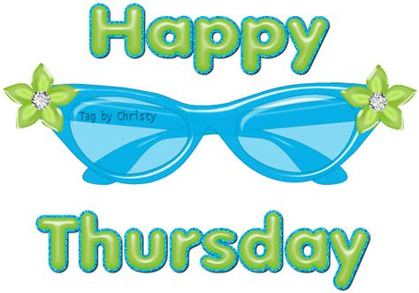 Free Happy Thursday Clipart glitter graphics the community for graphics enthusiasts