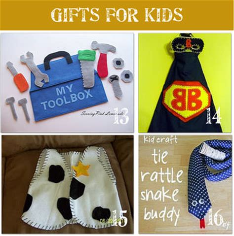Handmade Gift Ideas For Boys - 28 gift ideas for tip junkie
