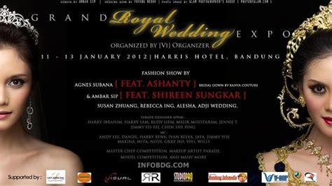 Ambar Wedding Bandung by Grand Royal Wedding Expo 2012 Bandung Infobdg